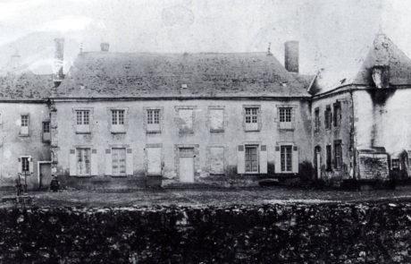 Faronville au début du XXème siècle